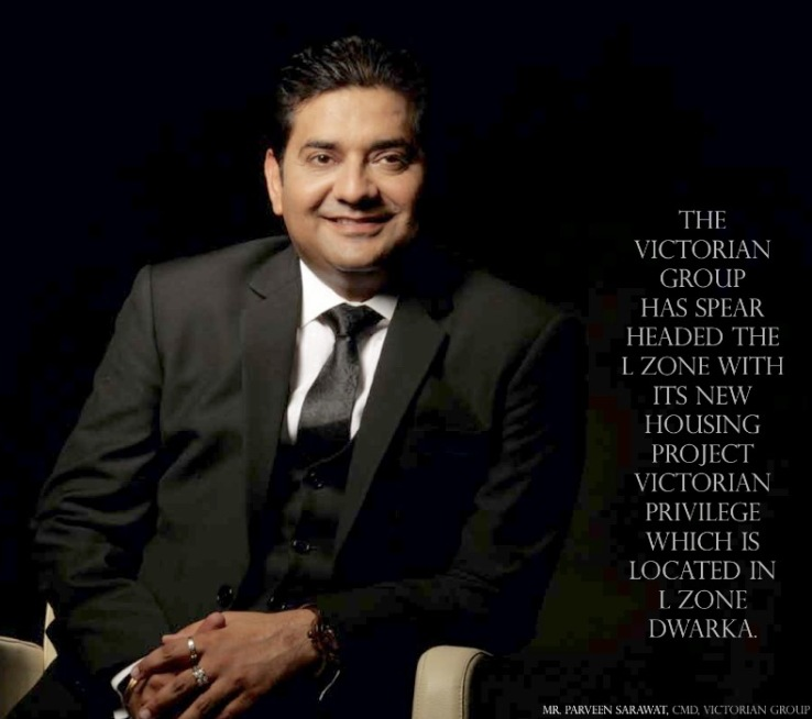 Parveen Saraswat | CMD - Victorian Group